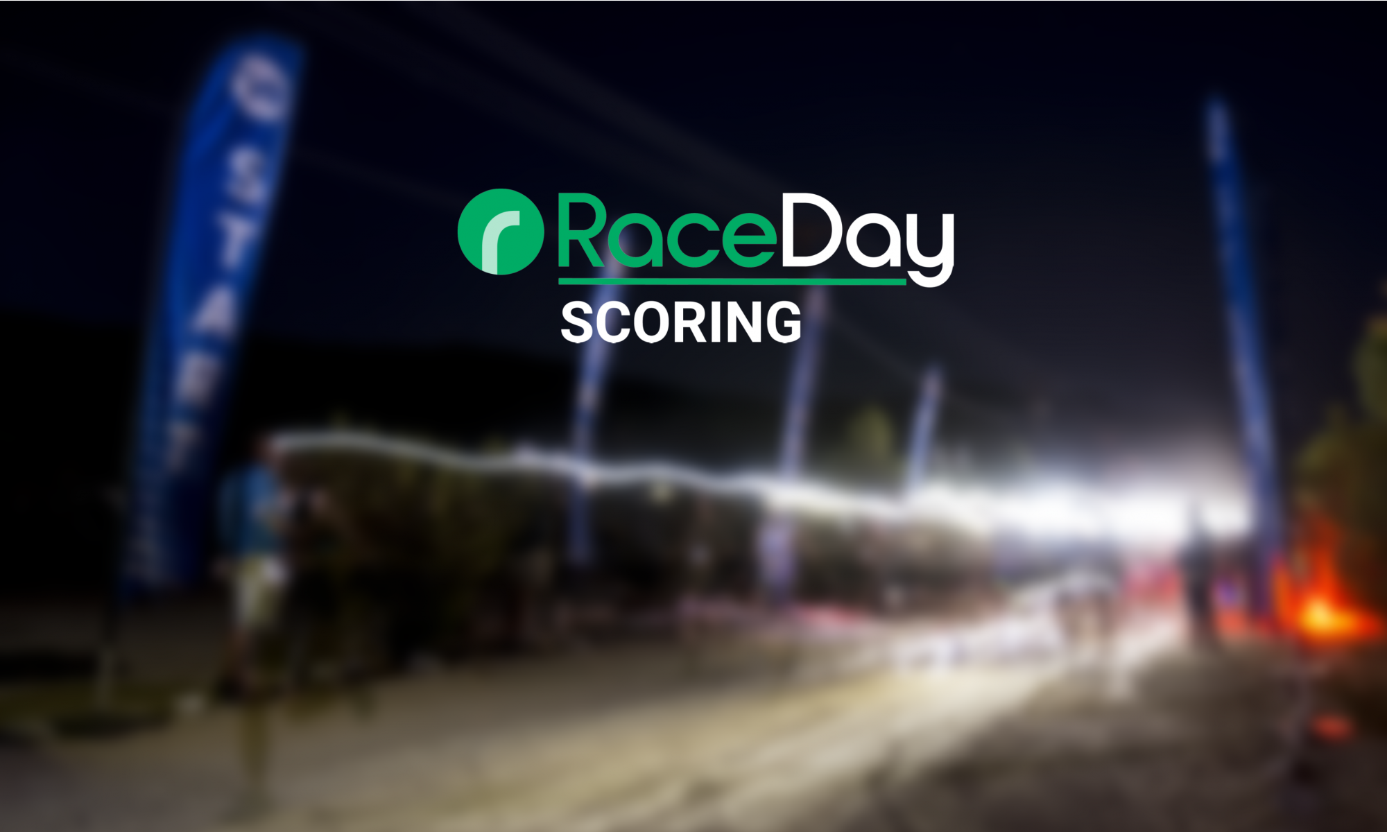 RaceDay Scoring